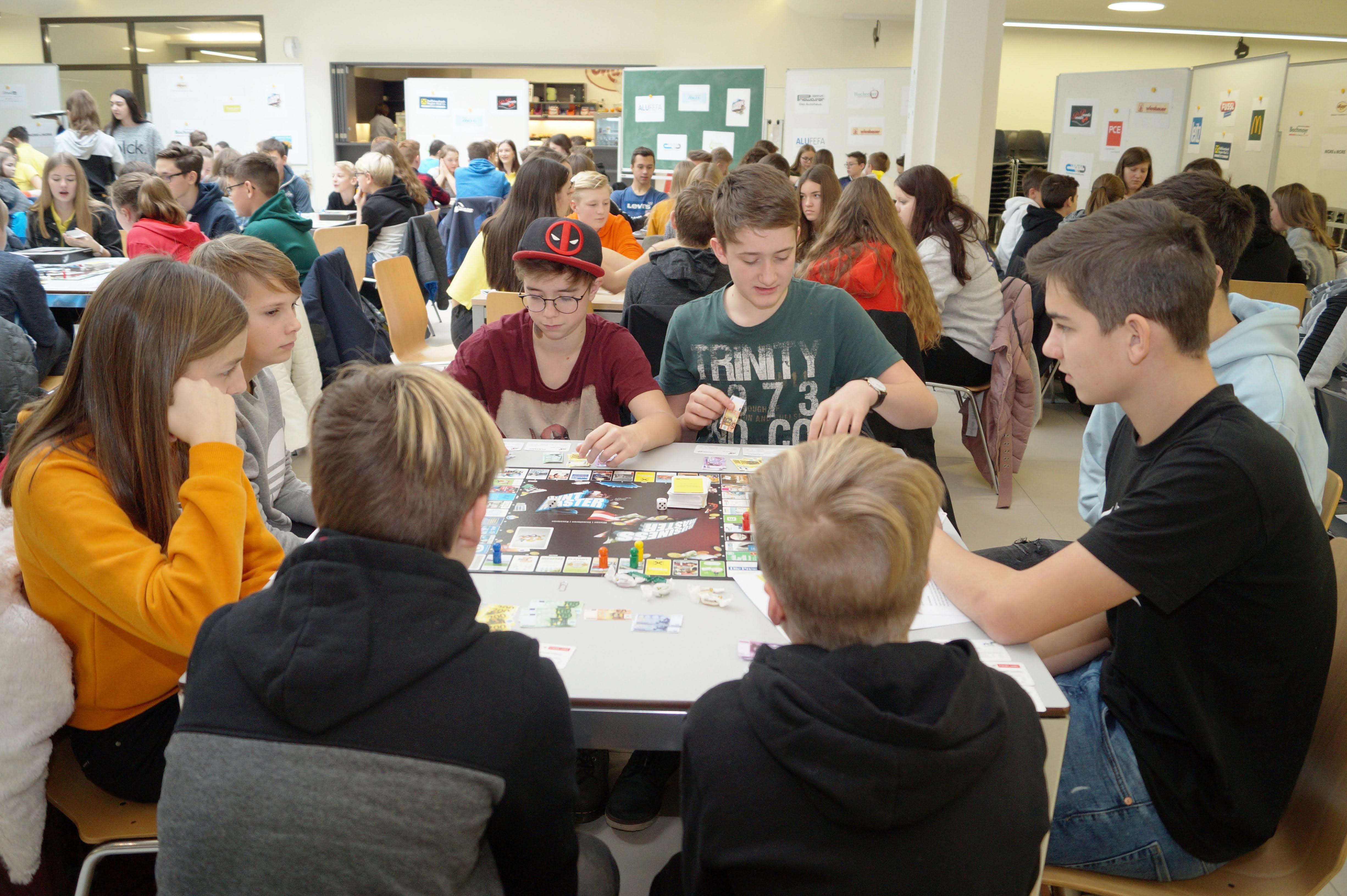 SCHOOLGAMES Bezirksfinale Schärding
